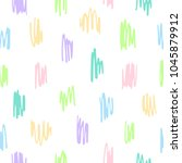 doodle style colorful various... | Shutterstock .eps vector #1045879912
