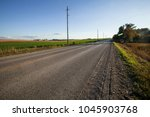 canada highway view | Shutterstock . vector #1045903768
