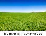 Idyllic English Rural Landscape ...