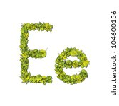 Leafy Storybook Font Depicting...