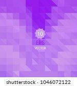 multicolor dark pink  blue...   Shutterstock .eps vector #1046072122