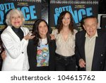 Small photo of Carol Channing and Dori Berinstein with Lesley Ann Warren and Jack Carter at the Los Angeles Premiere of 'Gotta Dance'. Linwood Dunn Theatre, Hollywood, CA. 08-13-09