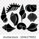 vector illustration set of... | Shutterstock .eps vector #1046179852