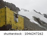 beautiful mountain lifestyle... | Shutterstock . vector #1046247262