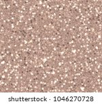 copper sequins seamless pattern ... | Shutterstock .eps vector #1046270728