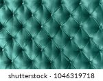 blue background chesterfield ... | Shutterstock . vector #1046319718