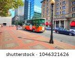 boston  ma  usa 20 october ... | Shutterstock . vector #1046321626