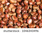Small photo of All-purpose raw chestnuts