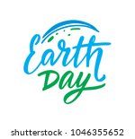 "earth day logo design. ""earth... 