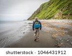 Hikin On The Shoreline