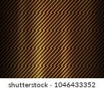 vector abstract golden texture... | Shutterstock .eps vector #1046433352
