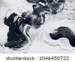 abstract ink background. marble ... | Shutterstock . vector #1046450722