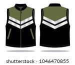 vest tank top design ... | Shutterstock .eps vector #1046470855