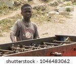 accra  ghana   december 30 ... | Shutterstock . vector #1046483062