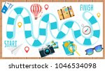 vector cartoon style... | Shutterstock .eps vector #1046534098