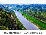 mountain river side parks... | Shutterstock . vector #1046554318