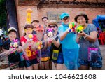 chiang mai thailand apr 15  ... | Shutterstock . vector #1046621608
