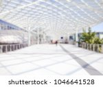 people visit a trade show.... | Shutterstock . vector #1046641528