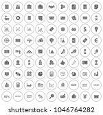 business financial icons set  ... | Shutterstock .eps vector #1046764282