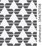 vector seamless pattern.... | Shutterstock .eps vector #1046787358