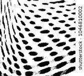 black and white grunge stripe... | Shutterstock .eps vector #1046810002