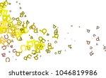 light red  yellow vector...   Shutterstock .eps vector #1046819986