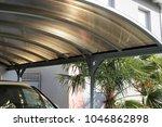 high quality aluminium carport | Shutterstock . vector #1046862898