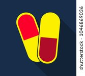 capsules info graphic....   Shutterstock .eps vector #1046869036