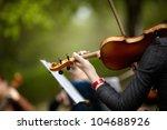 violin | Shutterstock . vector #104688926