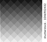 line halftone pattern with... | Shutterstock .eps vector #1046902432