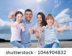 digital composite of family...   Shutterstock . vector #1046904832