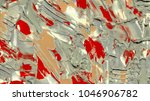 oil painting on canvas handmade.... | Shutterstock . vector #1046906782
