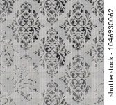 natural  vintage pattern with... | Shutterstock . vector #1046930062