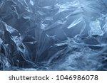 white matte cellophane high... | Shutterstock . vector #1046986078