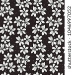 seamless vector pattern with... | Shutterstock .eps vector #1046997052