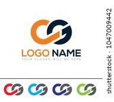 CG Logo design vector EPS File