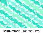 Green Bubble Wallpaper