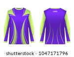 jersey design for extreme...   Shutterstock .eps vector #1047171796