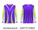 jersey design for extreme...   Shutterstock .eps vector #1047171802