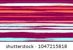 textile striped vector seamless ... | Shutterstock .eps vector #1047215818