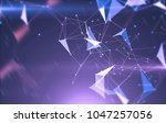 abstract background with... | Shutterstock . vector #1047257056