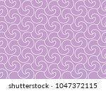 ornamental pink vector pattern | Shutterstock .eps vector #1047372115