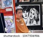 quebec city  september 12  2010....   Shutterstock . vector #1047506986