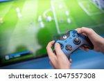 debrecen  hungary  marc 11....   Shutterstock . vector #1047557308