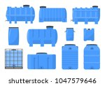 vector illustration. set of... | Shutterstock .eps vector #1047579646