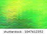 light green vector background... | Shutterstock .eps vector #1047612352