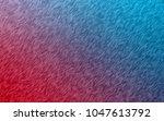 light blue  red vector... | Shutterstock .eps vector #1047613792