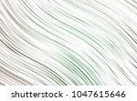light green vector template... | Shutterstock .eps vector #1047615646