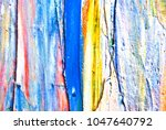 background of paint strokes | Shutterstock . vector #1047640792