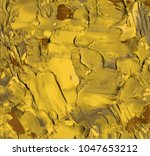 oil painting on canvas handmade.... | Shutterstock . vector #1047653212